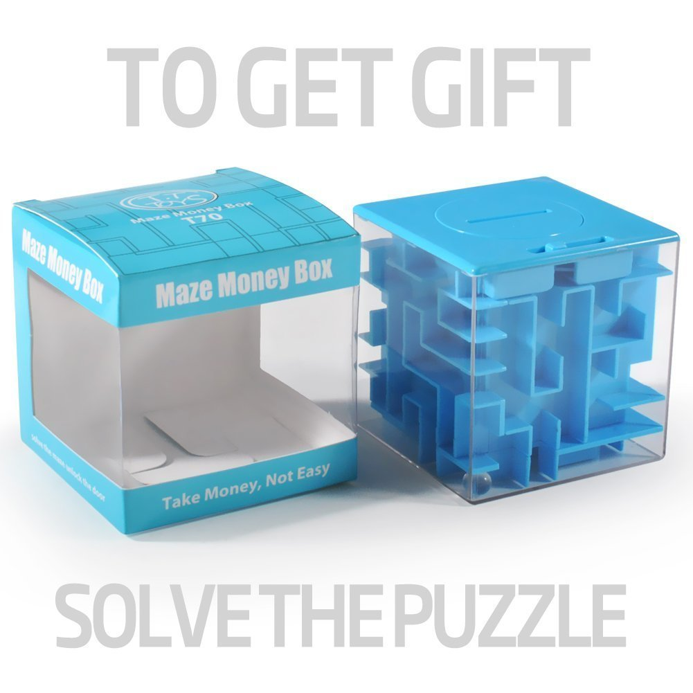 money maze unique way to give small gifts items